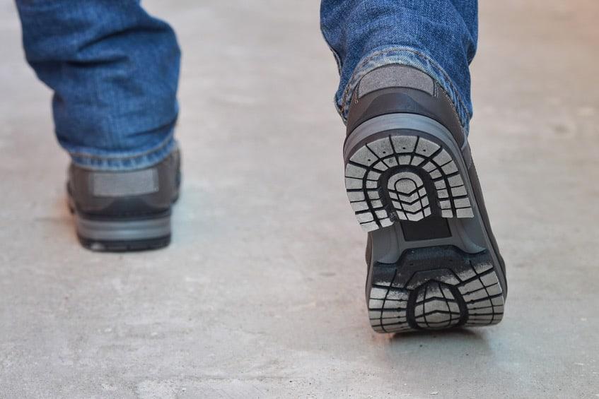 dragging feet problems