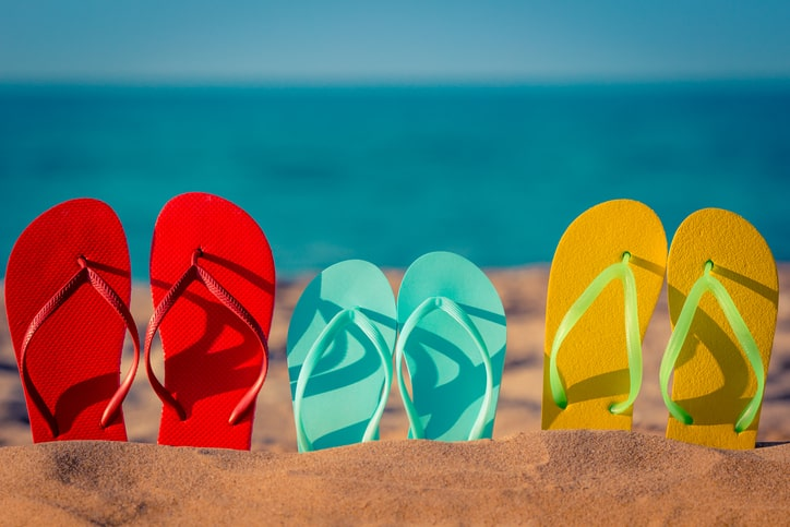 Are My Sandals Causing Flat Feet?